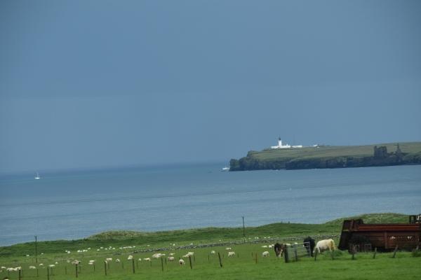 Auf dem Weg nach Orkney
