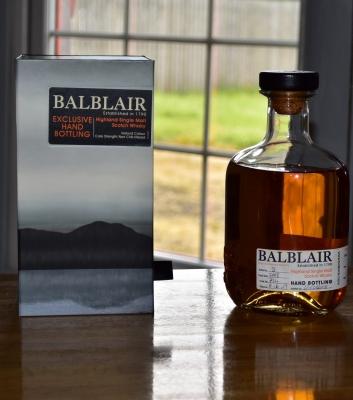 Wohlschmeckender Whisky Balblair