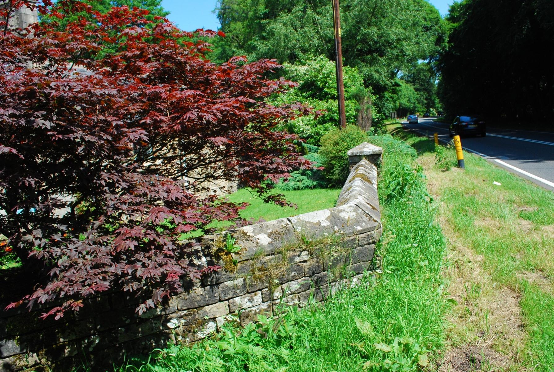 Schottische Mauern - ein typisches Bauwerk