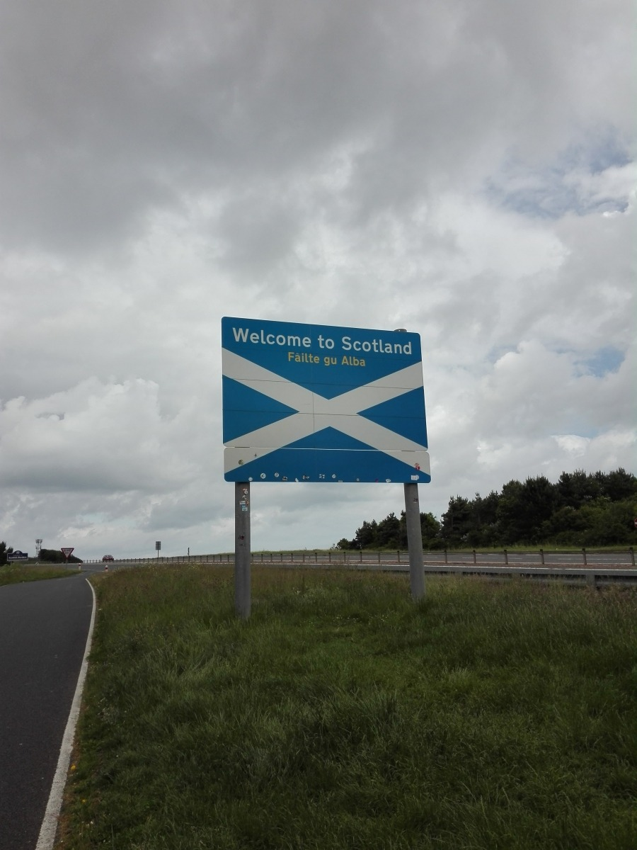 Tor zu Schottland
