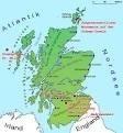 Lowlands-Landkarte
