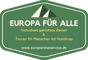 Reisen in alle Winkel Europas, für Menschen mit Handicap oder Behinderung und für Reisende die Ihren Urlaub gerne selber mitbestimmen möchten.