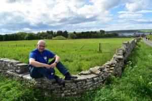 Reisen Hans-Werner Rudat auf der Schottlandreise im Juni 2019. Bereist wurde der northcoast 500, eine traumhafte Fahrt durch die Highlands bis hinauf auf die Orkney-Inseln. Reisen vom Feinsten